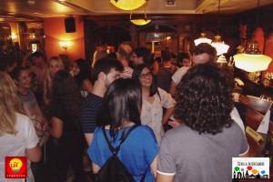2015-09-24 Intercambio 03 Amigos en el bar