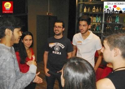 2015-10-08 Intercambio 01 En grupos