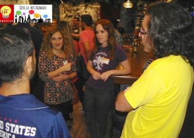 2015-10-08 Intercambio 05 En grupos