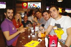 2015-10-08 Intercambio 15 Entre amigos