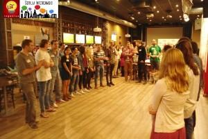 2015-10-29 Intercambio 11 Taller de Salsa