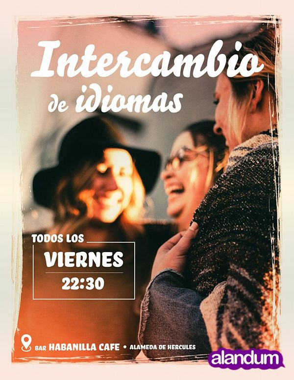 Intercambio de Idiomas con Toni Tomares