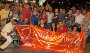 Couchsurfing - Encuentro entre locales y viajeros en Sevilla - Santa Ana meeting