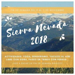 Fin de semana en Sierra Nevada