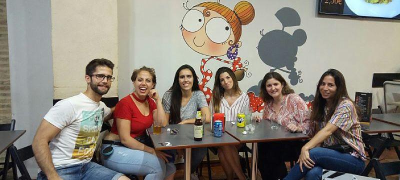 Grupo de Conversación en Inglés Martes 26 Junio 2018