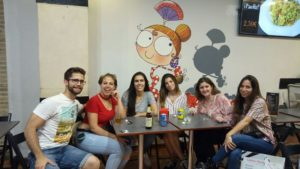 Grupo de Conversación en Inglés en La Gitana Loca