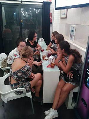 Intercambio de Idiomas Calle San Fernando