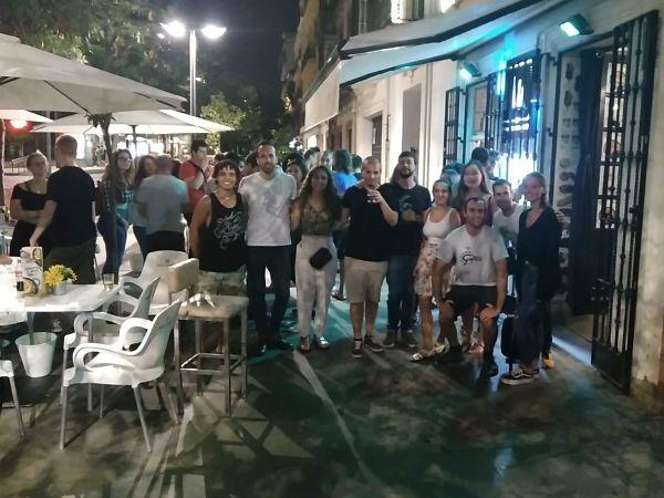 Intercambio de Idiomas Calle San Fernando 180912