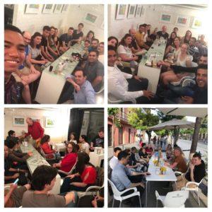 Intercambio de Idiomas Inglés Español Sevilla
