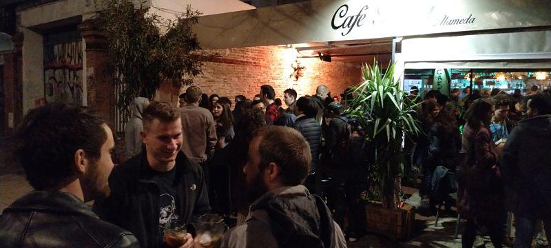 Intercambio de Idiomas Sevilla Alameda