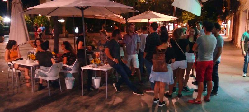 Intercambio de Idiomas Sevilla Centro