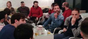 Intercambio de Idiomas Sevilla Centro White Bar
