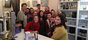 Intercambio de Idiomas Sevilla Miércoles