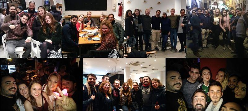 Intercambio de Idiomas Sevilla Las Setas Santa Catalina Alfalfa