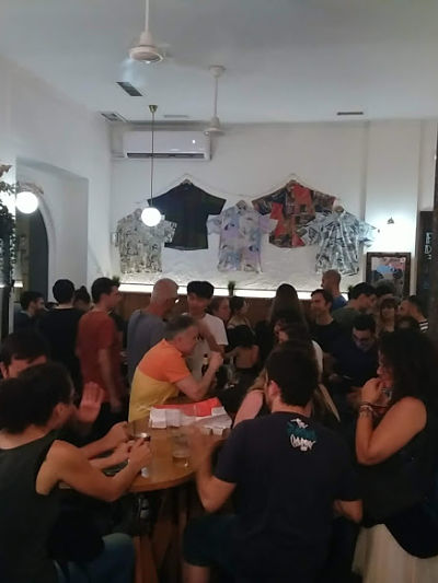 Intercambio de Idiomas en Bar La Corona