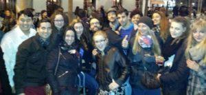 Intercambio de Idiomas en Sevilla con Toni Tomares en la Alameda de Hércules