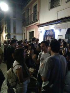 International Meeting in Seville