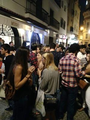 Language Exchange in Seville speak Spanish, English, German, French, Italian, Arabic and more languages