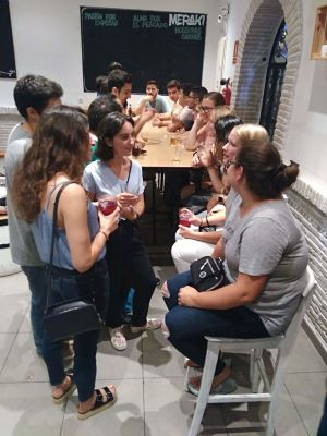 Language Exchange in Seville, speak Spanish, English, German, French, Italian and more languages