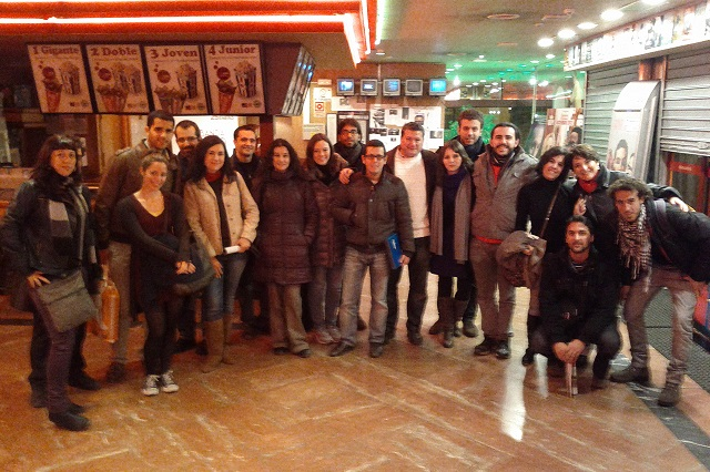Sevilla Intercambio: Conversación con nativos en Sevilla - Let's go to the movies
