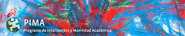 Logo PIMA - Programa de Intercambio y Movilidad Académica