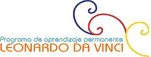 Logo Programa Leonardo da Vinci
