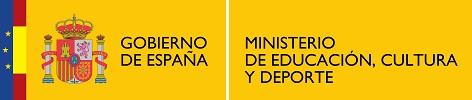 Logo de Ministerio Educación, Cultura y Deporte
