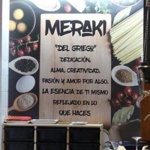 Meraki del Griego dedicación alma creatividad pasión por algo