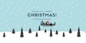 Merry Christmas From Sevilla Intercambio
