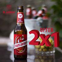 Promoción cerveza El Lerele