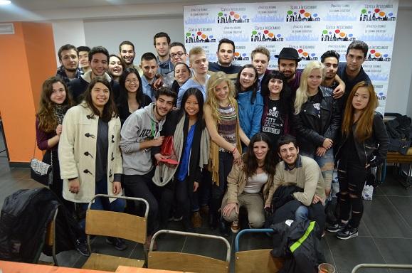 Sevilla Intercambio: Conversación con nativos en Sevilla - Grupo de Estudiantes Europeos