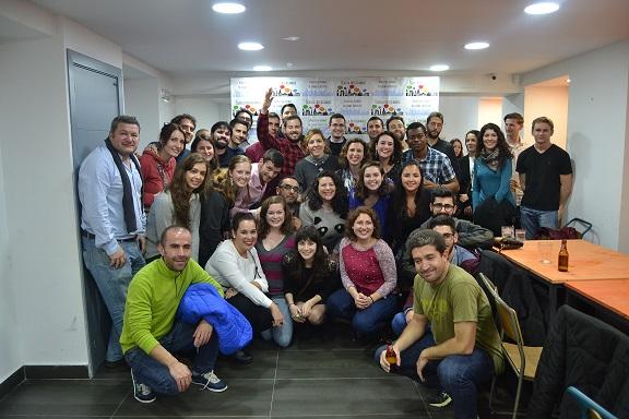 Sevilla Intercambio: Conversación con nativos en Sevilla - Amigos reunidos de diferentes países