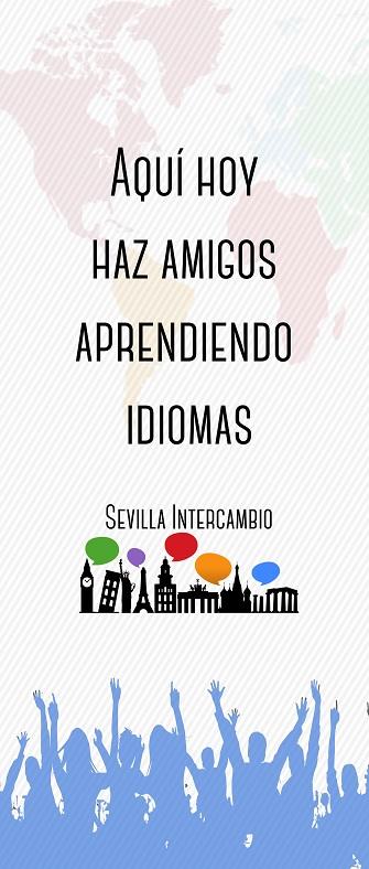 Sevilla Intercambio - Banner Roll Up