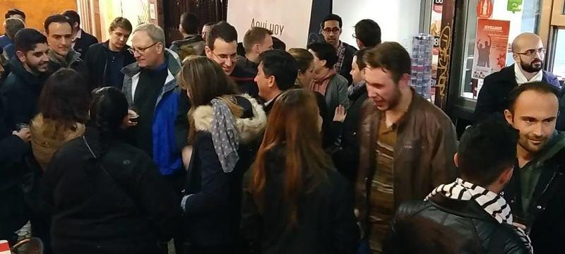 Sevilla Intercambio - Conversación con nativos en Sevilla - Encuentros presenciales con extranjeros y locales