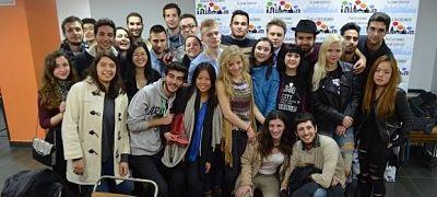 Sevilla Intercambio - Intercambio de Idiomas en Sevilla - Grupo de Estudiantes Europeos