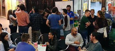 Sevilla Intercambio: Intercambio de Idiomas en Sevilla - Disfruta de los idiomas haciendo nuevos amigos