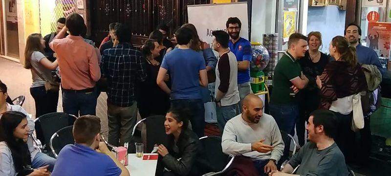 Sevilla Intercambio - Conversación con nativos en Sevilla - Disfruta de los idiomas haciendo nuevos amigos