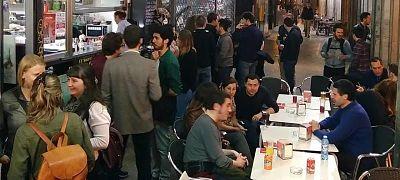 Sevilla Intercambio: Intercambio de Idiomas en Sevilla - Quedadas en los bares