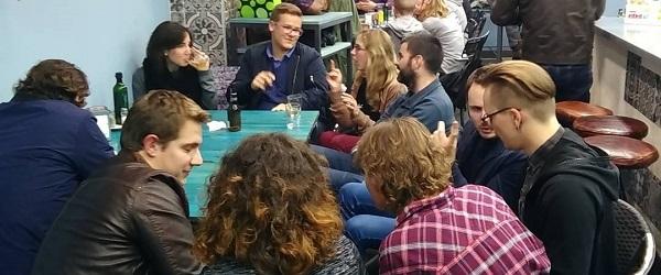 Sevilla Intercambio: Intercambio de Idiomas en Sevilla - Language Exchange
