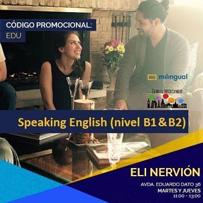 Talleres de Speaking English