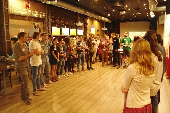 Sevilla Intercambio: Conversación con nativos en Sevilla - Taller de Bailes de Sevillanas