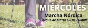 Actividades DoSeville Marcha Nórdica Miércoles