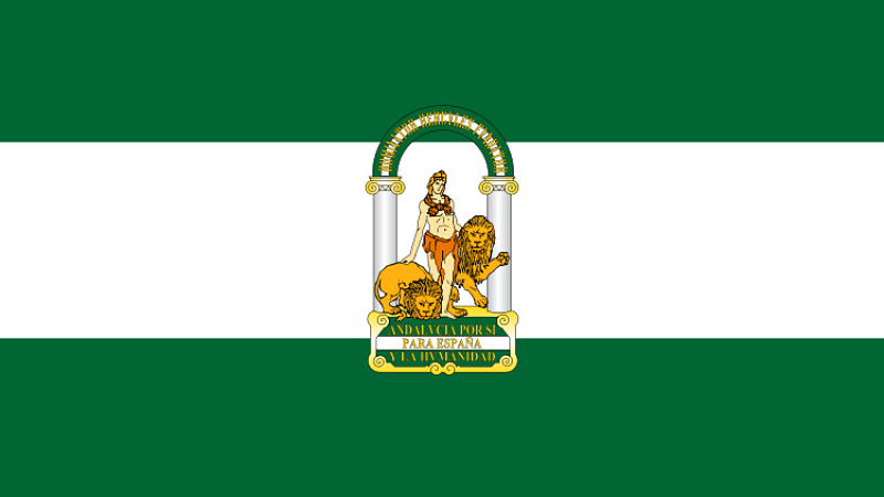 bandera dia de andalucia