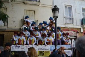 Carnaval de Cadiz coros en la calle