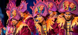 Carnaval de españa sus orígenes y tradición