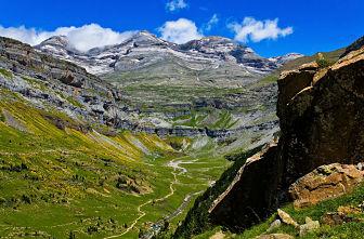 Circo glaciar Gavarnie