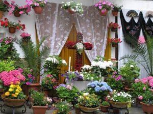 Día de las cruces en Granada