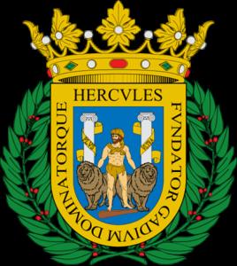 escudo de cadiz hercules