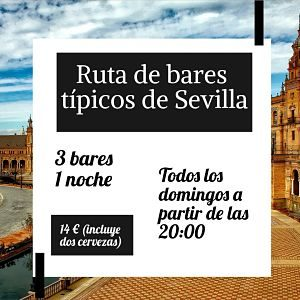 pub crawl seville sunday