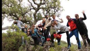 Rutas Micológica en Sierra de Aracena